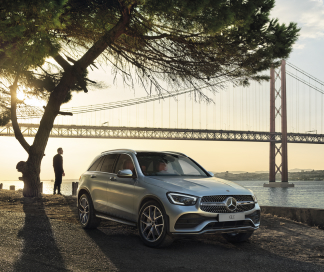The new GLC.